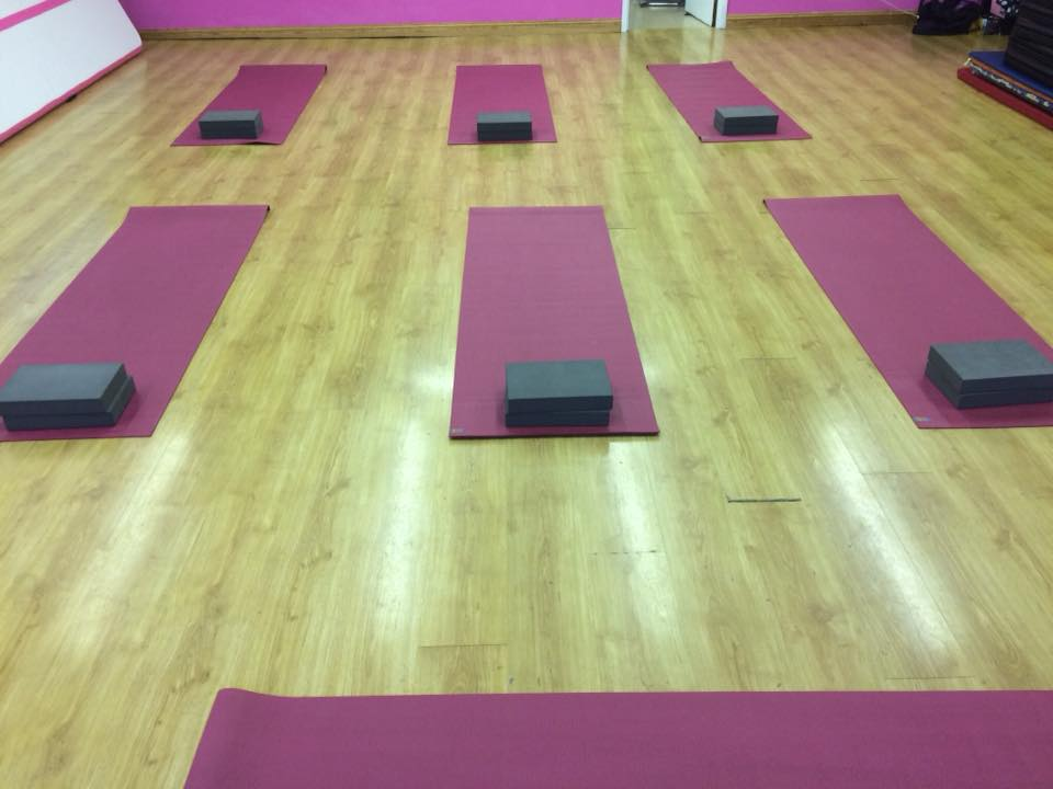 Anna Curnow Yoga Bromsgrove Yoga Classes